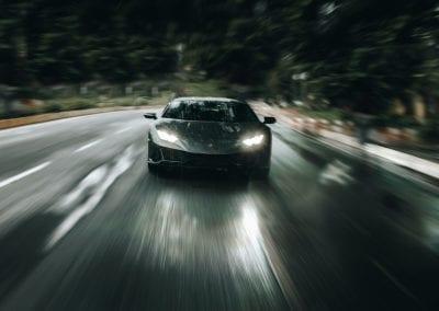High value car insurance